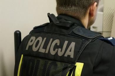 32 - latek dokonał kradzieży i uderzył pracownika ochrony. Mężczyzna został objęty dozorem