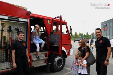 Świętochłowiccy policjanci przyłączyli się do charytatywnej zbiórki dla Bartusia
