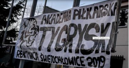 Akademia Piłkarska Tygryski Świętochłowice nadal w grze!