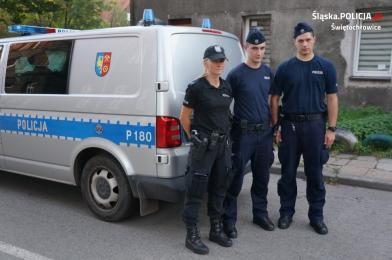 Na ulicach Świętochłowic pojawiły się dodatkowe patrole