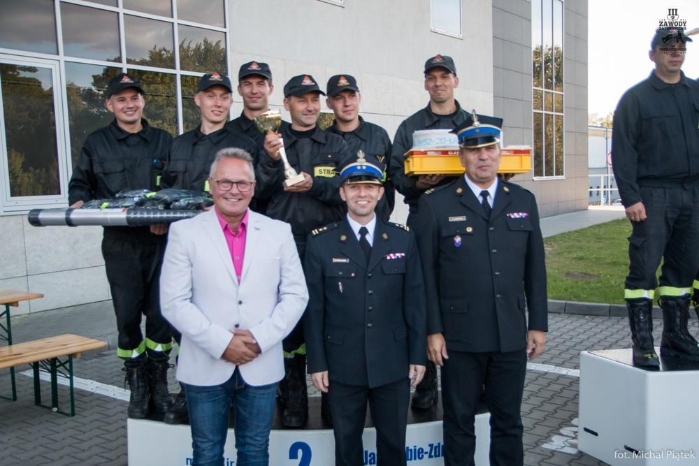 Strażacy ze Świętochłowic zajęli drugie miejsce w III Zawodach Ratownictwa Technicznego!