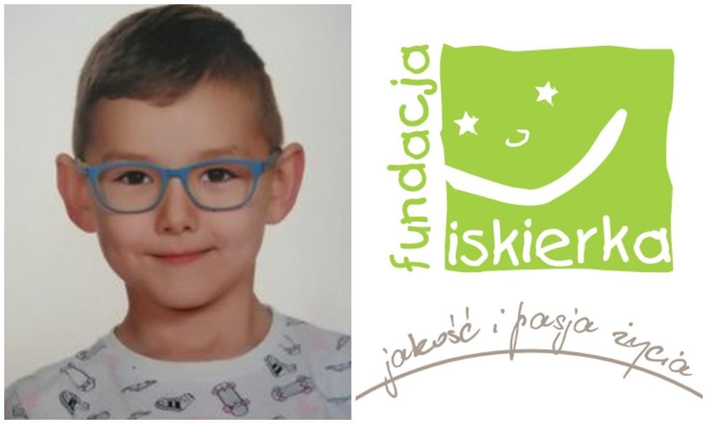 7-letni Igor Dusza walczy z guzem śródrdzenia. Rodzina prosi o pomoc w walce z chorobą
