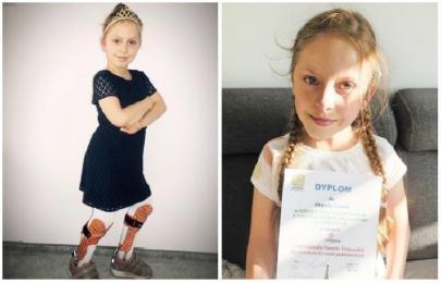 Prezydent Daniel Beger apeluje o pomoc dla 9-letniej Jagody Labus