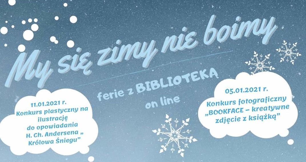 Ferie zimowe z Miejską Biblioteką Publiczną w Świętochłowicach