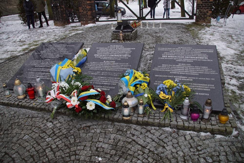 Świętochłowice: Upamiętniono ofiary Tragedii Górnośląskiej 1945 roku