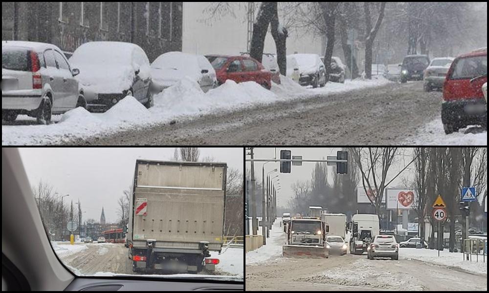 Trudne warunki drogowe na Śląsku. IMGW ostrzega przed mrozem