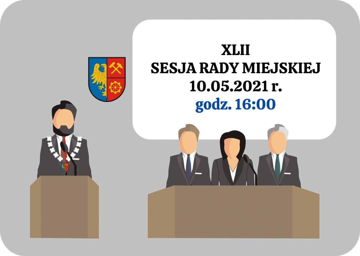 XLII sesja Rady Miejskiej w Świętochłowicach