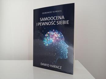 Dawid Haracz - młody mieszkaniec Świętochłowic wydał książkę o pewności siebie