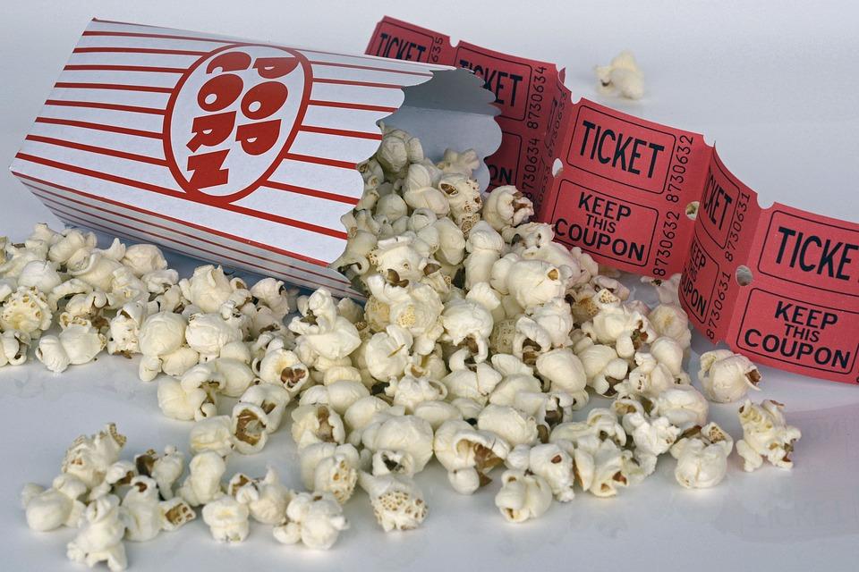 Od niedzieli można jeść i pić w kinach