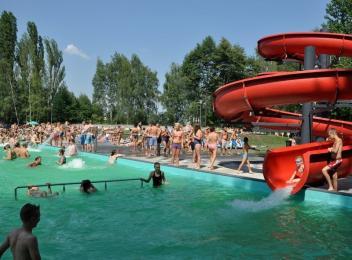 Już w sobotę otwarte zostanie Kąpielisko na Skałce! Sprawdźciecennik i godziny otwarcia