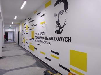 Nowe pracownie w Zespole Szkół Technicznych i Zawodowych w Świętochłowicach