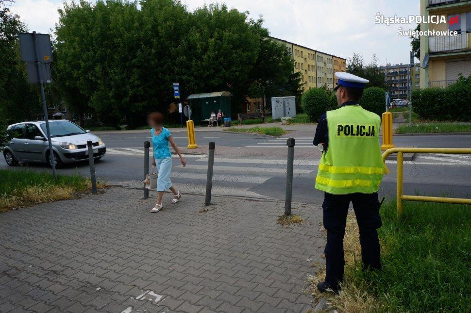 """Świętochłowicka drogówka podsumowała działania """"NURD"""""""