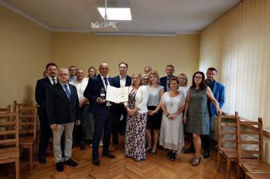 """MPGL otrzymało nagrodę """"Lider innowacyjnego zarządzania nieruchomościami"""""""