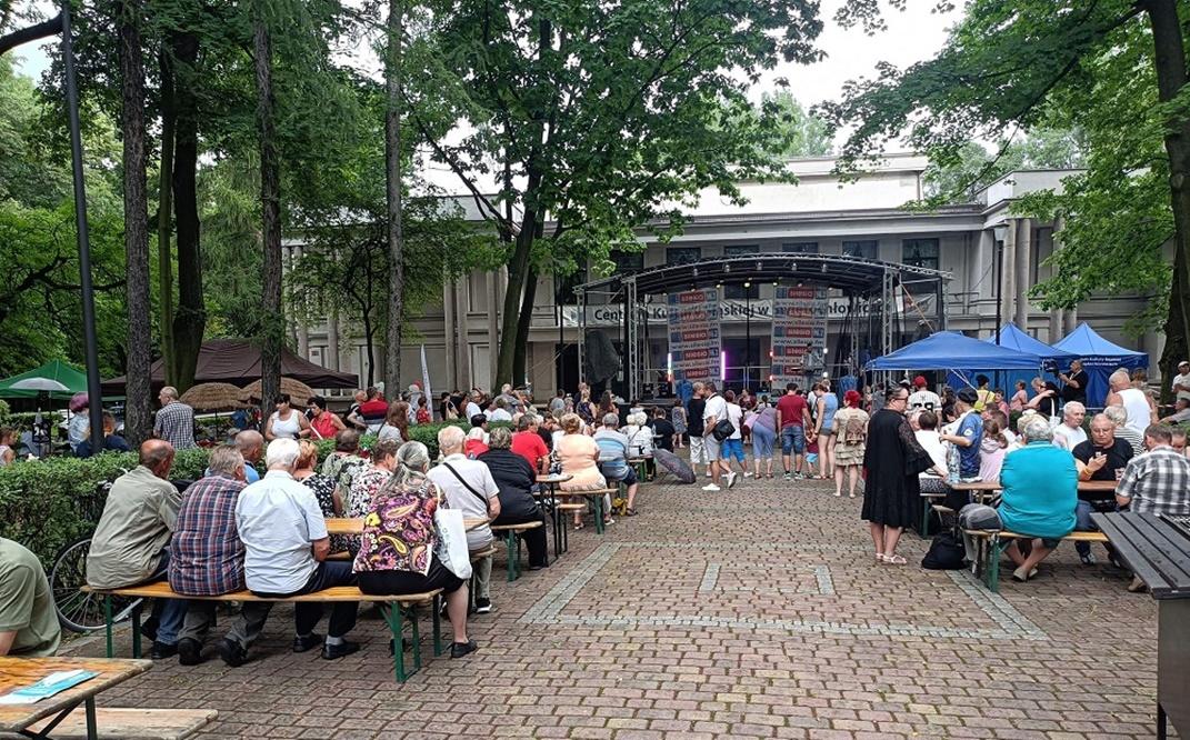 W weekend odbyły się kolejne Muzyczne Spotkania Sąsiadów z Radiem Silesia!