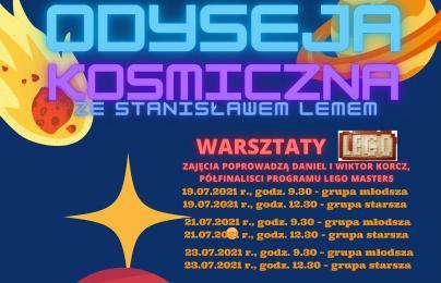 Odyseja kosmiczna ze Stanisławem Lemem i MBP