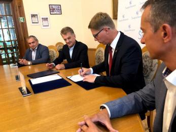 Umowa na projekt hali widowisko-sportowej w Świętochłowicach podpisana