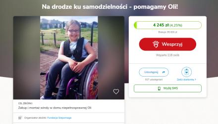 Prezydent Daniel Beger apeluje o pomoc dla 8-letniej mieszkanki Świętochłowic
