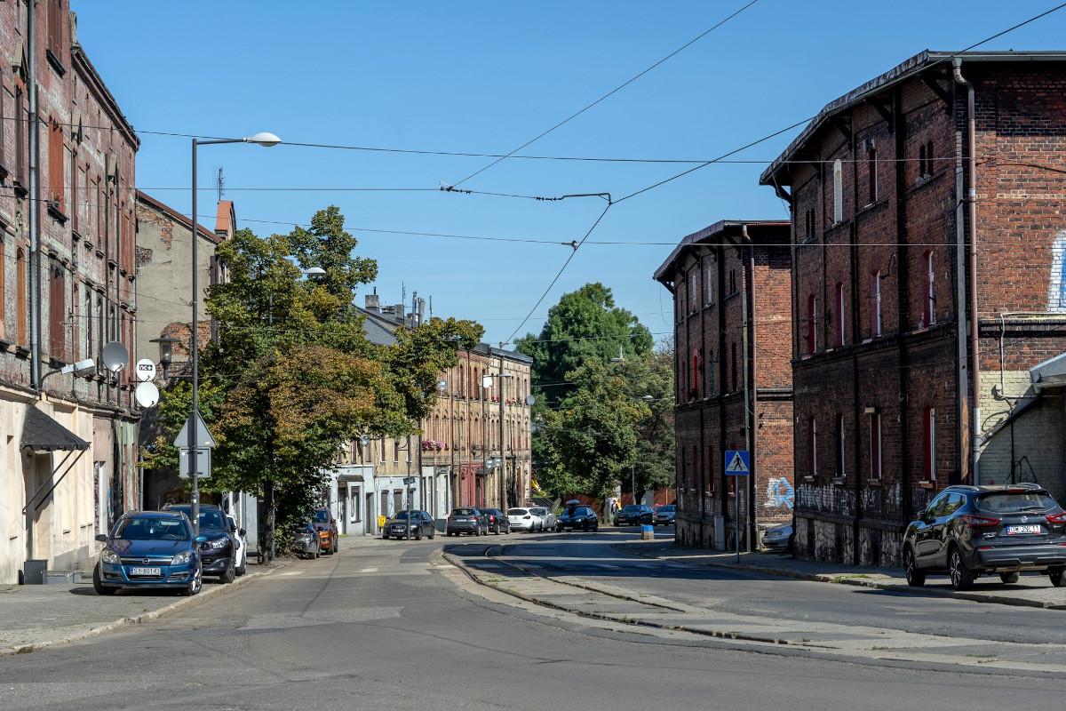 Rusza przebudowa ulicy Łagiewnickiej