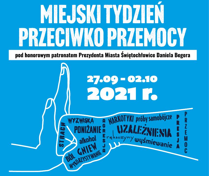 Miejski Tydzień Przeciwko Przemocy w Świętochłowicach