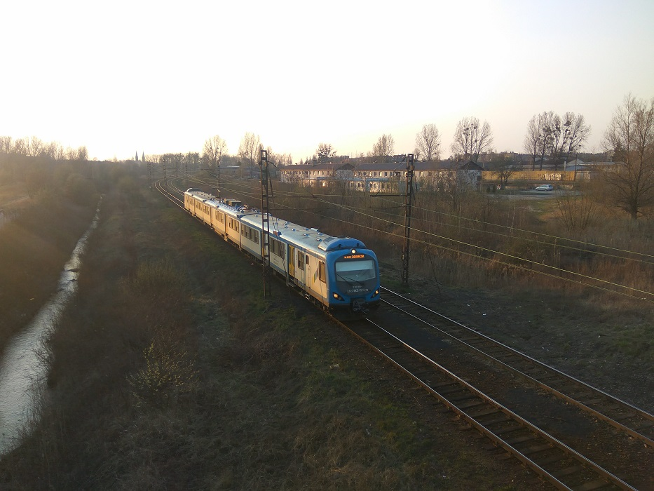 W Świętochłowicach może powstać nowy przystanek kolejowy w ramach programu Kolej+