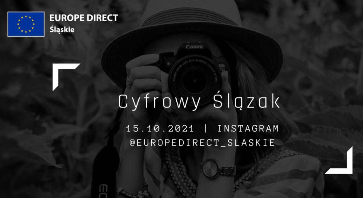 #CyfrowyŚlązak - wygraj warsztaty fotograficzne z prof. Witoldem Jacykowem