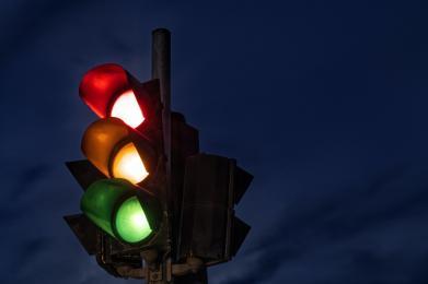 Skradziono przewody sterujące sygnalizacją na skrzyżowaniu ul. Bytomskiej i Chorzowskiej