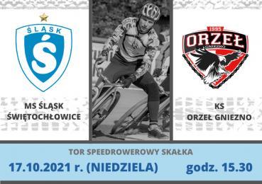 Speedrower MS Śląsk Świętochłowice - KS Orzeł Gniezno