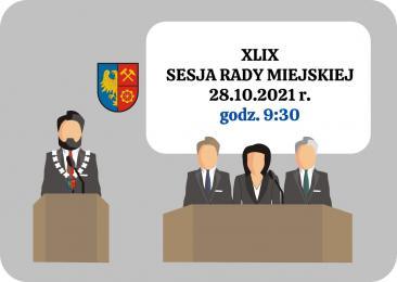 XLIX sesja Rady Miejskiej w Świętochłowicach