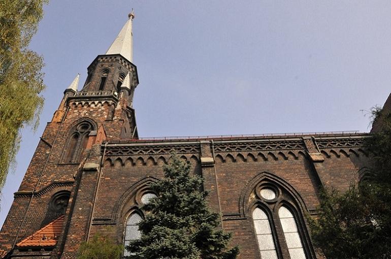 Kościół Ewangelicko - Augsburski im. Jana Chrzciciela