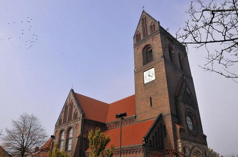 Parafia Chropaczów - Kościół pw. Matki Bożej Różańcowej